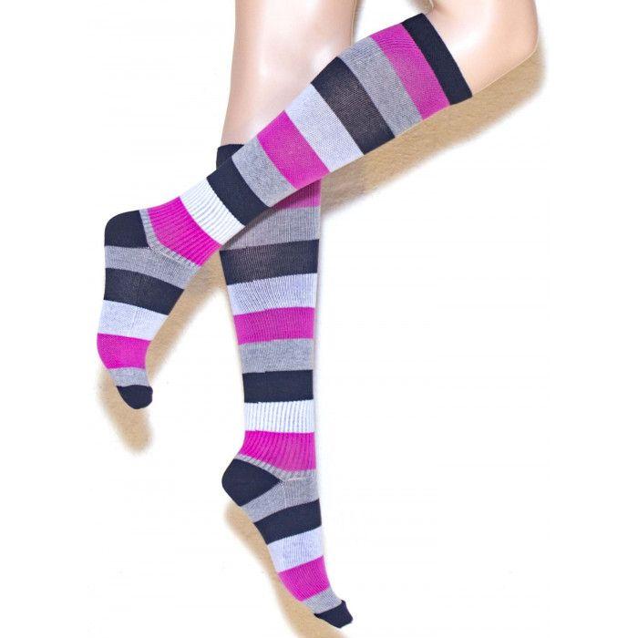 Tanja Black And Pink
