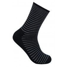 Black Striped -